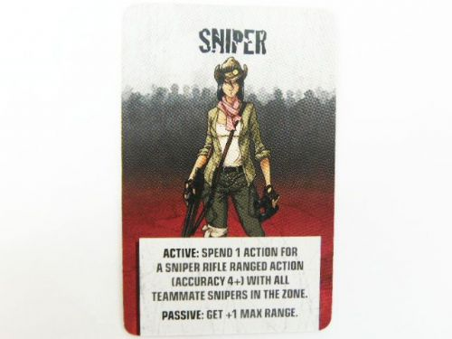 AN: Companion Card (Sniper)